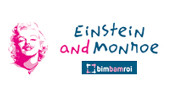 Logo-EINSTEIN AND MONROE